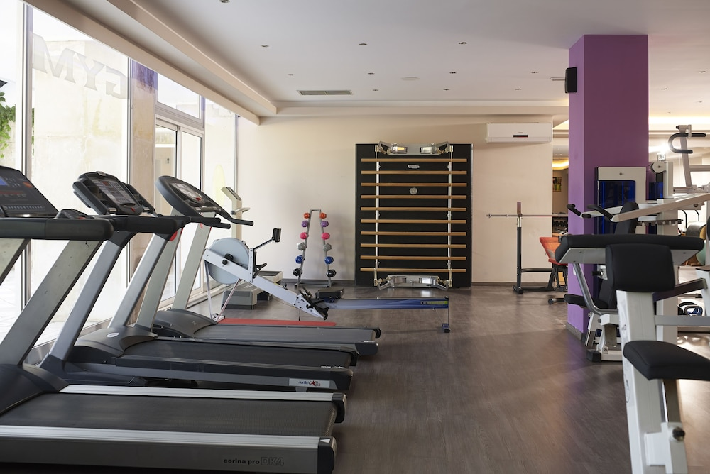 Gym, Mitsis Grand Hotel Beach Hotel