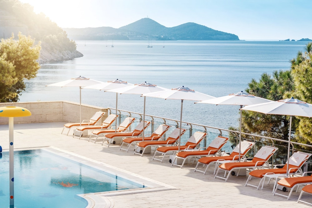 Outdoor Pool, Sun Gardens Dubrovnik