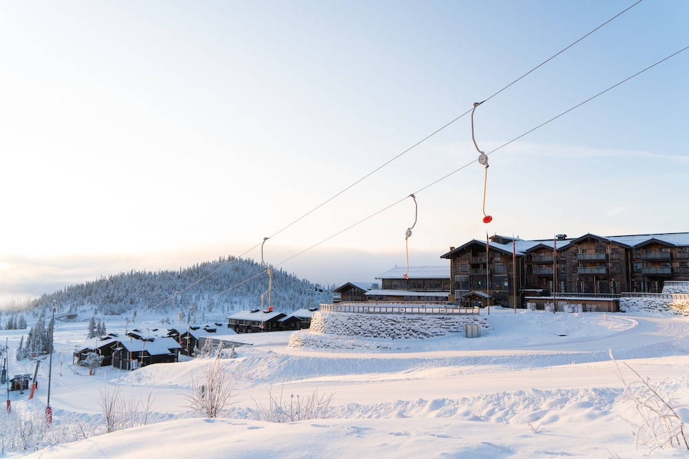Property Grounds, Norefjell Ski & Spa, an Ascend Hotel Collection Member