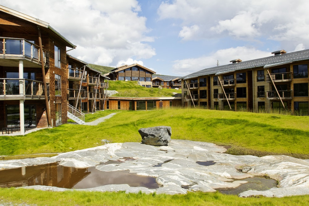 Courtyard, Norefjell Ski & Spa, an Ascend Hotel Collection Member