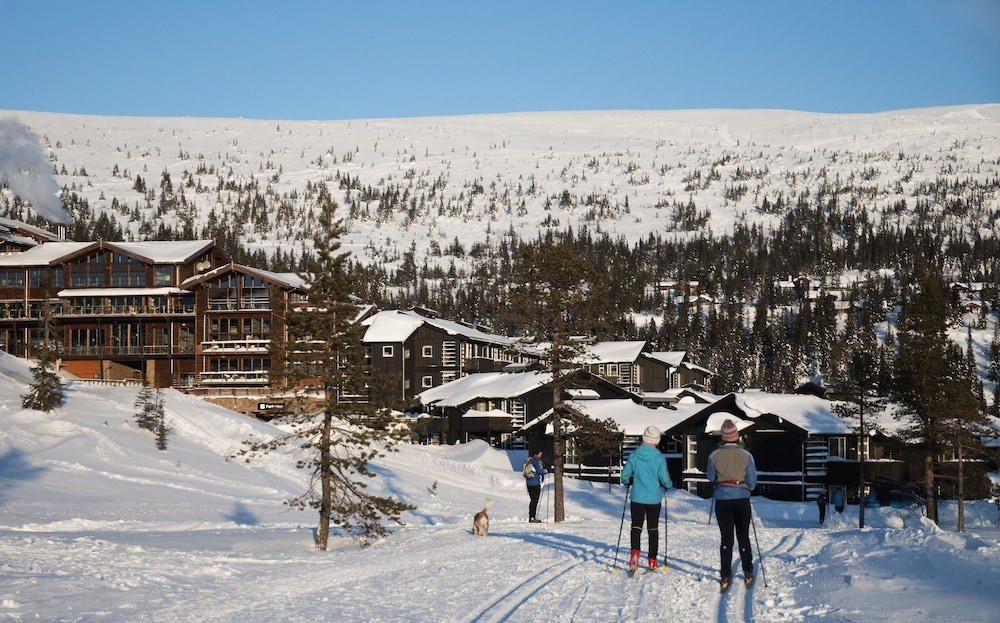 Snow and Ski Sports, Norefjell Ski & Spa, an Ascend Hotel Collection Member