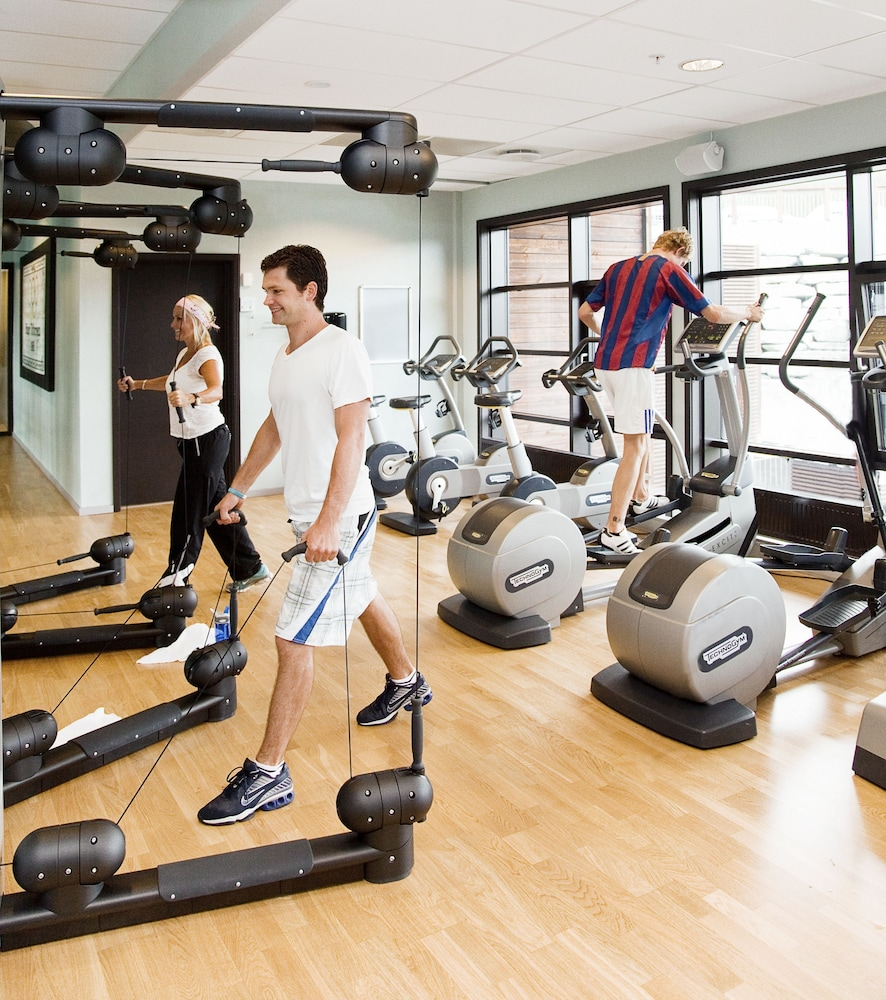 Gym, Norefjell Ski & Spa, an Ascend Hotel Collection Member