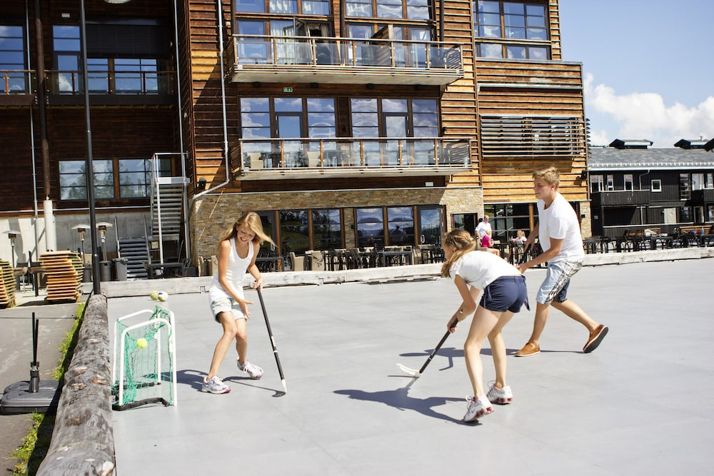 Sport Court, Norefjell Ski & Spa, an Ascend Hotel Collection Member