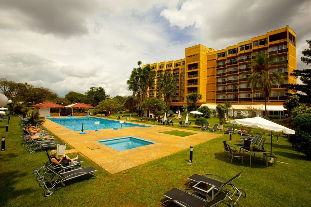 Property Grounds, Marasa Umubano Hotel