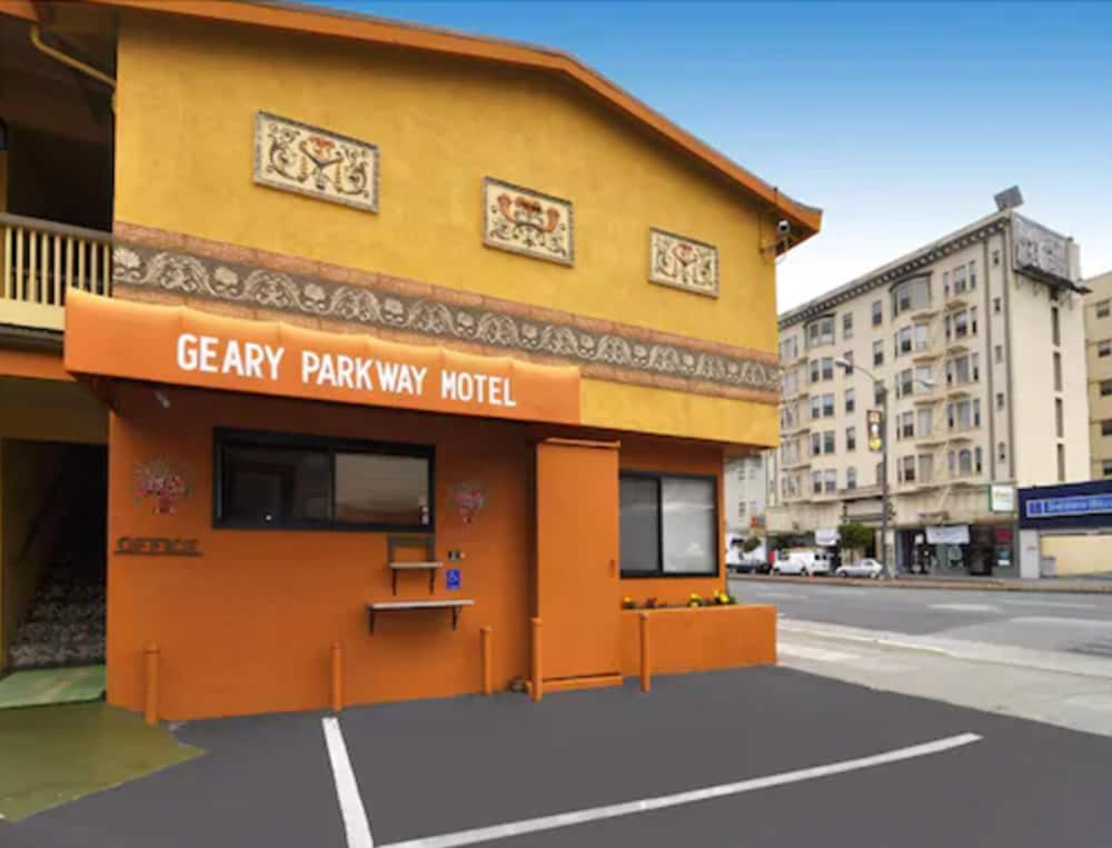 Featured Image, Geary Parkway Motel