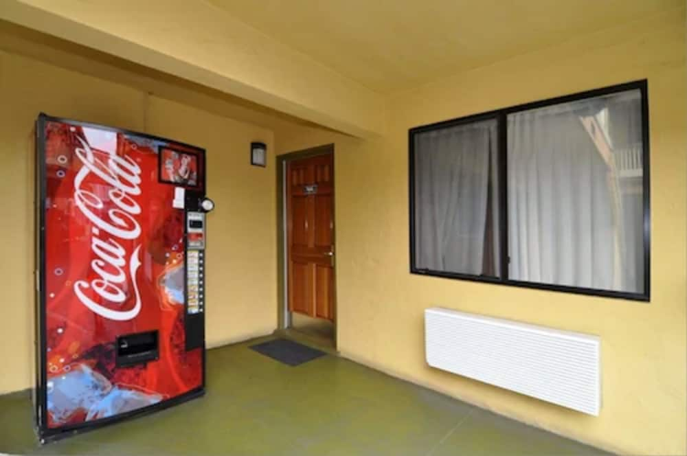 Vending Machine, Geary Parkway Motel
