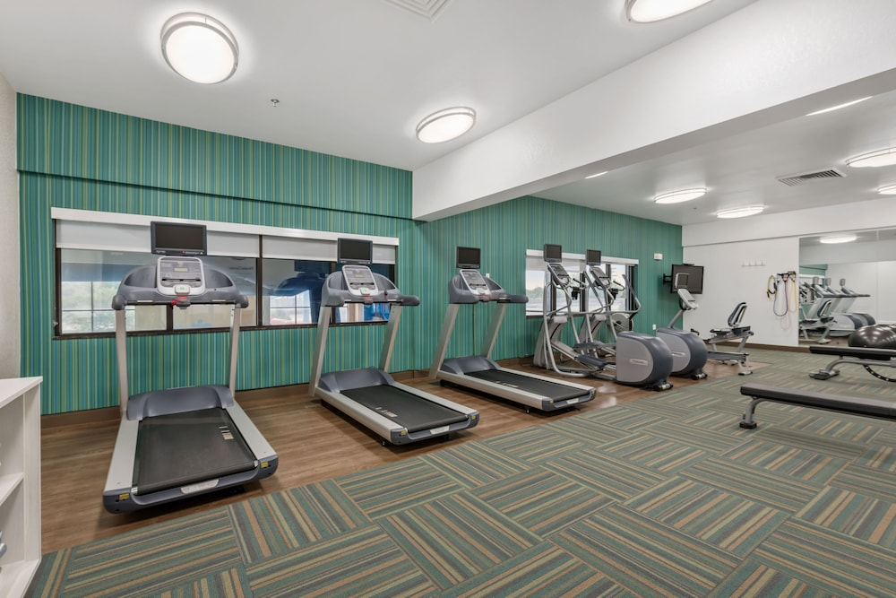 Gym, Holiday Inn Express Hotel and Suites West Valley