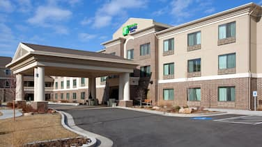 Holiday Inn Express Hotel and Suites West Valley, an IHG Hotel