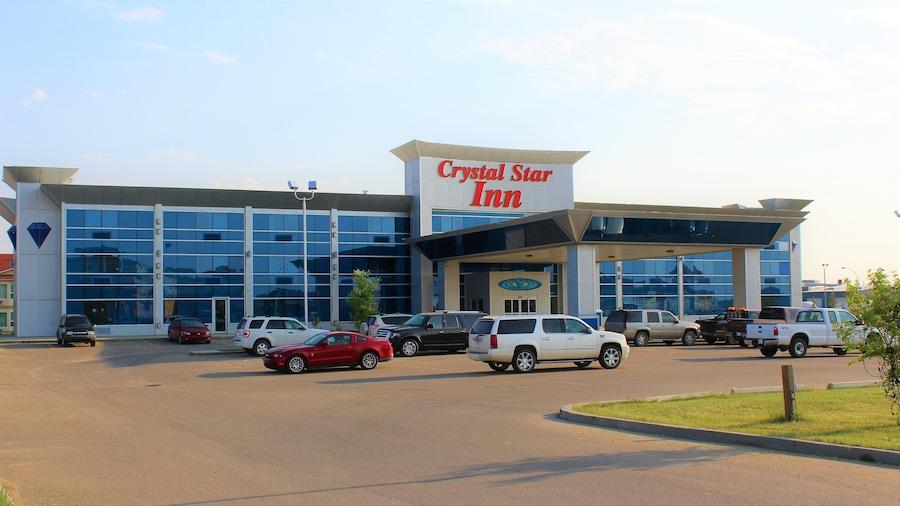 Crystal Star Inn Edmonton Airport