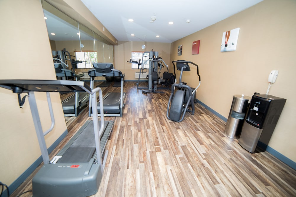 Fitness Facility, Comfort Suites Atlantic City North