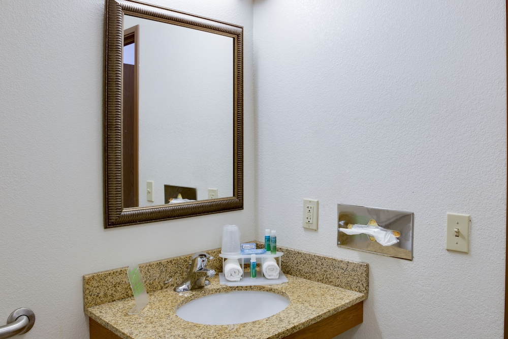 Bathroom, Holiday Inn Express Hotel & Suites Dubuque, an IHG Hotel