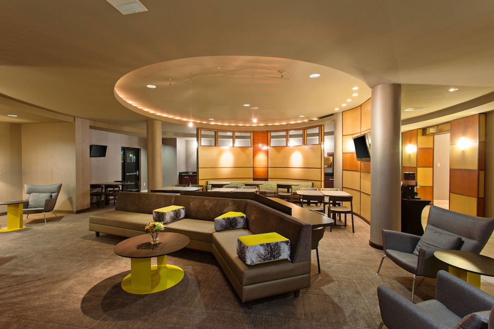 Lobby, SpringHill Suites by Marriott El Paso