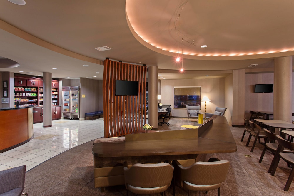 Lobby Sitting Area, SpringHill Suites by Marriott El Paso