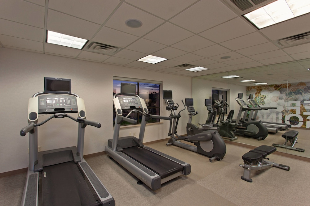Fitness Facility, SpringHill Suites by Marriott El Paso