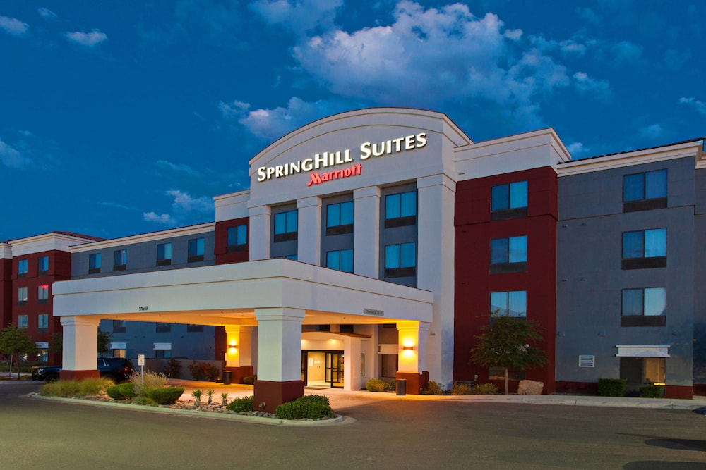 Exterior, SpringHill Suites by Marriott El Paso
