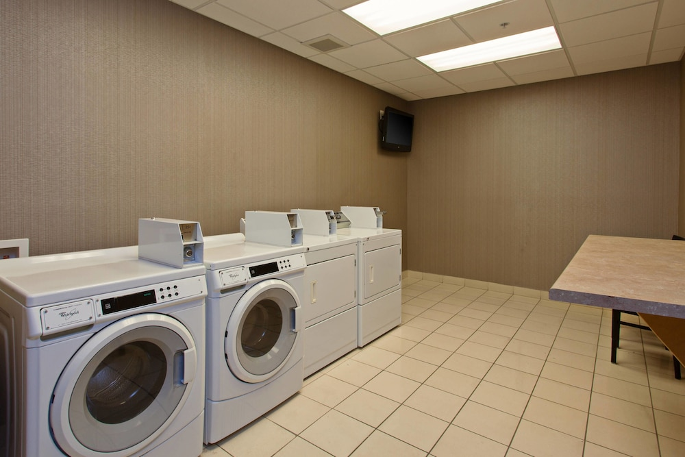Laundry, SpringHill Suites by Marriott El Paso