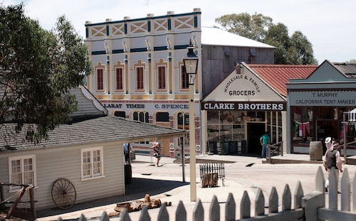 Sovereign Hill Hotel