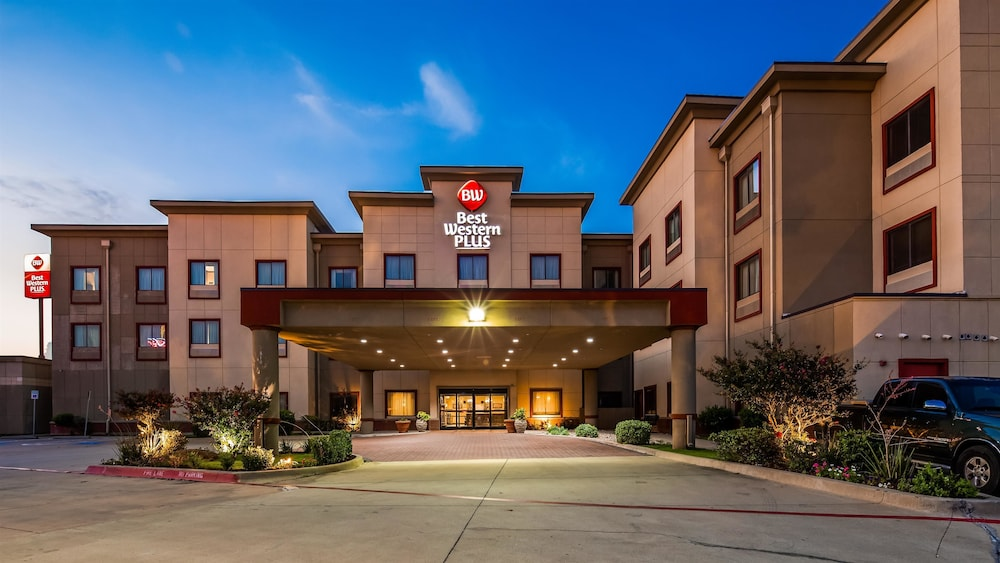 Featured Image, Best Western Plus Texoma Hotel & Suites
