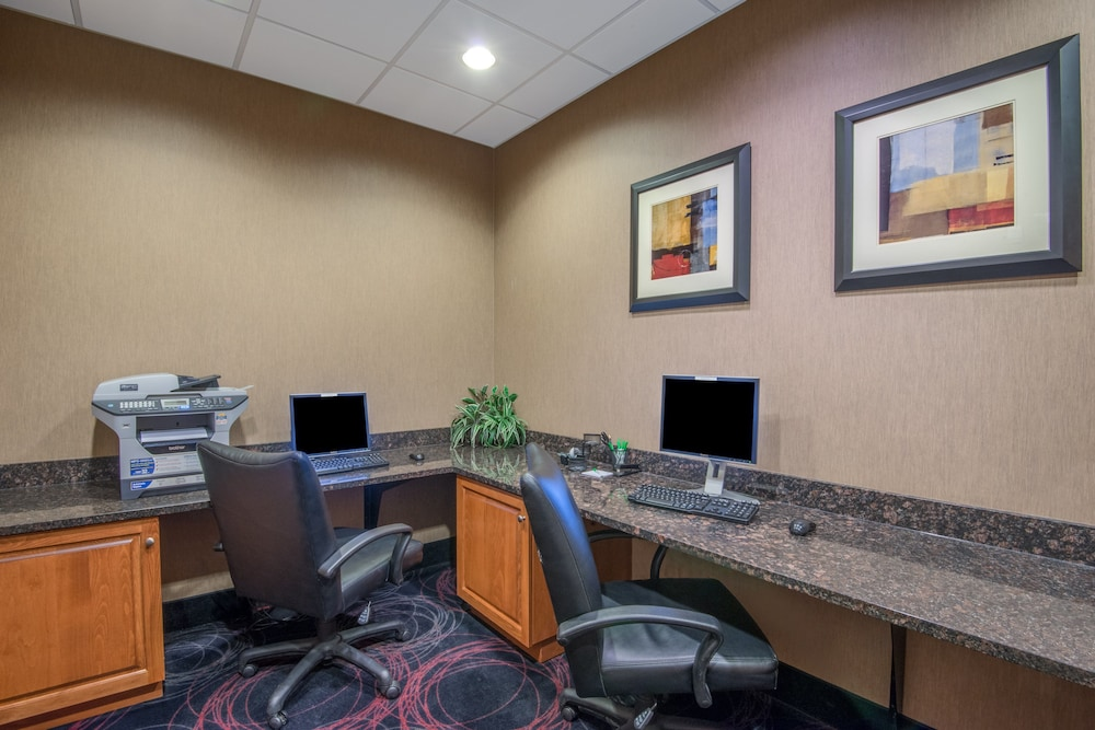 Business Center, Holiday Inn and Suites Grand Junction, an IHG Hotel