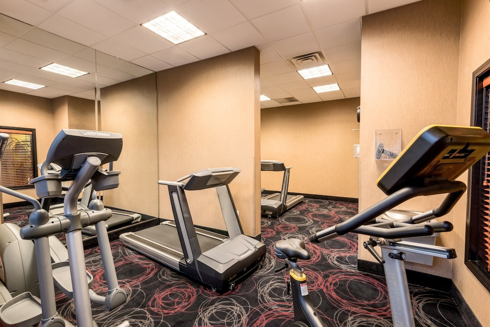 Fitness Facility, Holiday Inn and Suites Grand Junction, an IHG Hotel