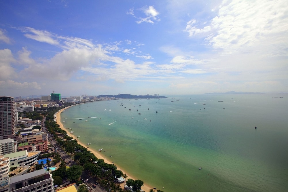 View from Property, Holiday Inn Pattaya