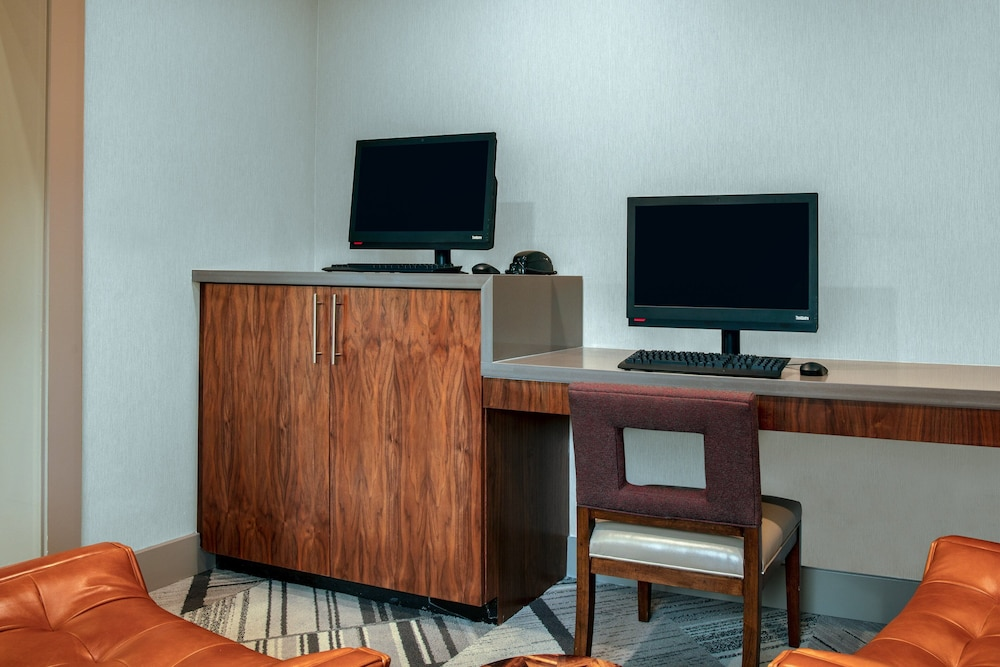 Business Center, Four Points by Sheraton Fort Lauderdale Airport - Dania Beach