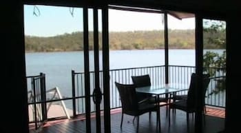 Terrace/Patio, Lake Bennett Resort