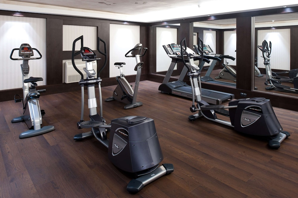 Fitness Facility, Catalonia Rigoletto Hotel