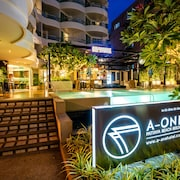 A-One Pattaya Beach Resort
