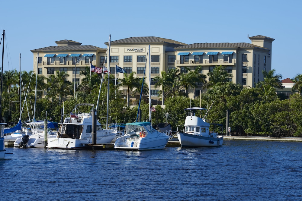 Marina, Four Points by Sheraton Punta Gorda Harborside