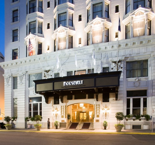 Check Expedia for Availability of The Roosevelt New Orleans, A Waldorf Astoria Hotel