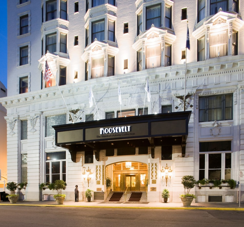 Hotels In New Orleans >> The Roosevelt New Orleans A Waldorf Astoria Hotel In New Orleans