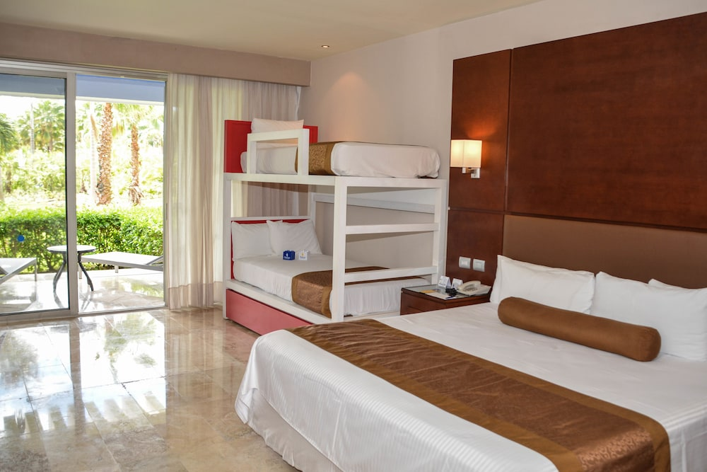 Children's Theme Room, Grand Riviera Princess All Suites Resort & Spa All Inclusive