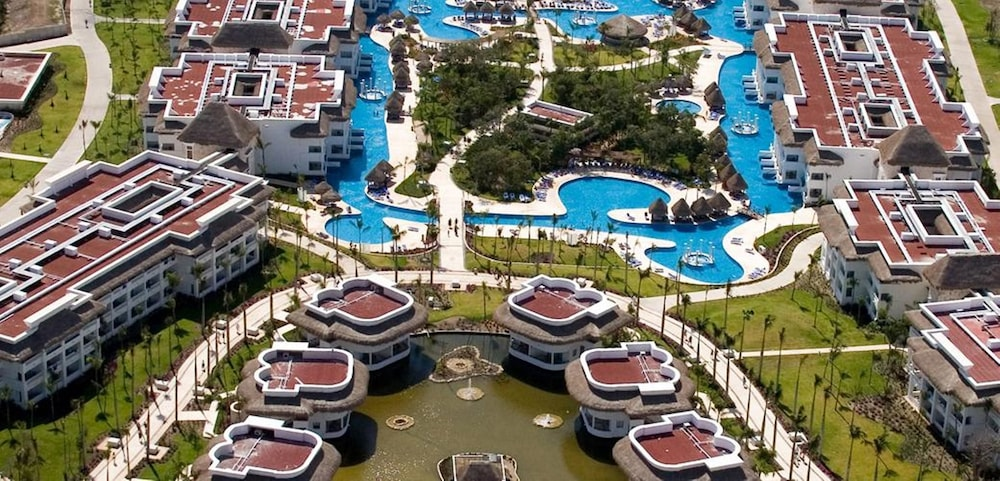 Aerial View, Grand Riviera Princess All Suites Resort & Spa All Inclusive