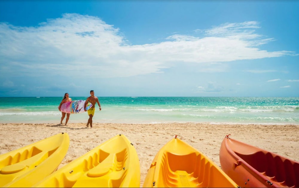 Kayaking, Grand Riviera Princess All Suites Resort & Spa All Inclusive