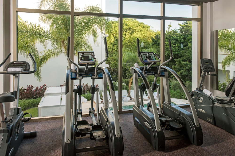 Fitness Facility, Grand Riviera Princess All Suites Resort & Spa All Inclusive