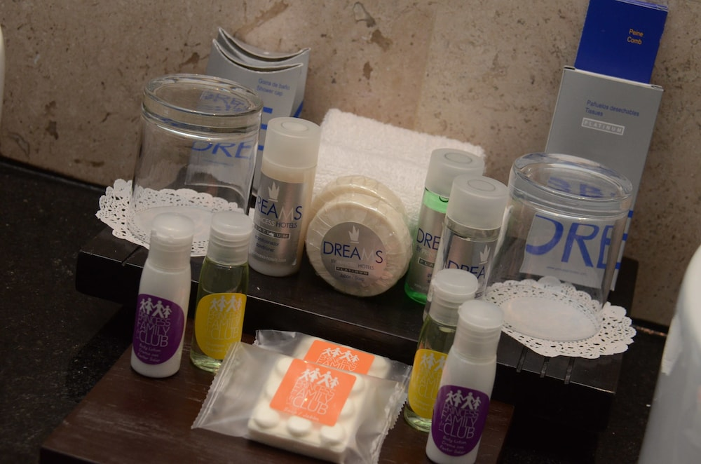 Bathroom Amenities, Grand Riviera Princess All Suites Resort & Spa All Inclusive