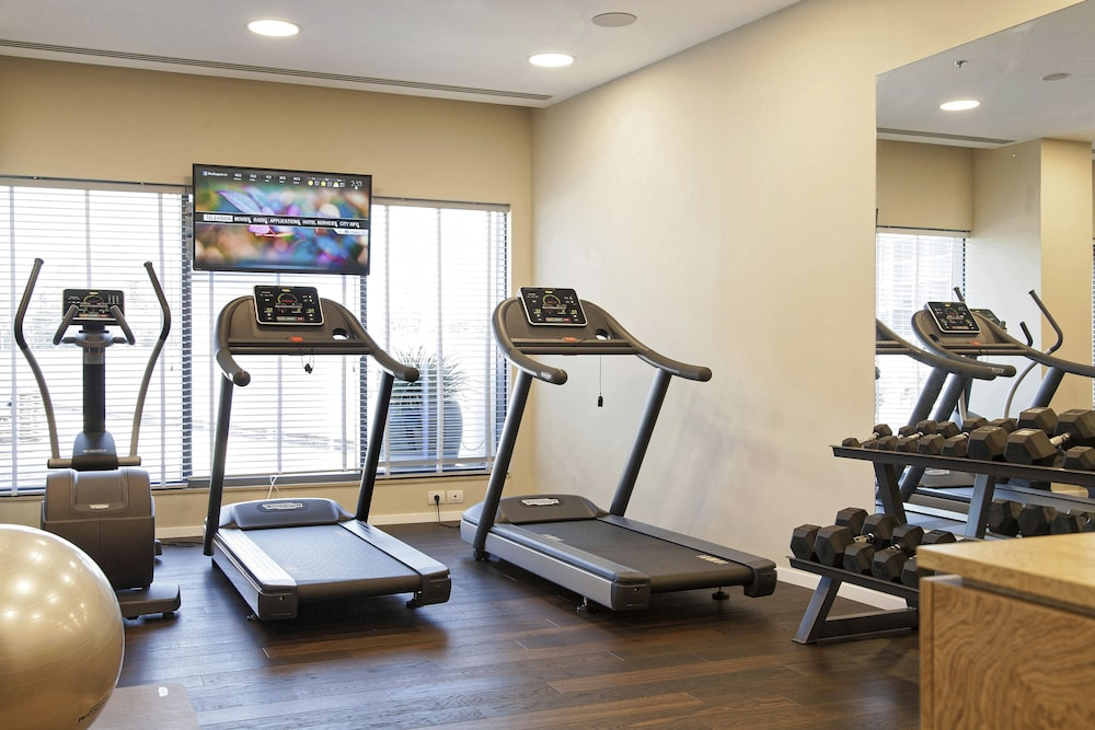 Gym, Sadot, Airport Hotel - an Atlas Boutique Hotel