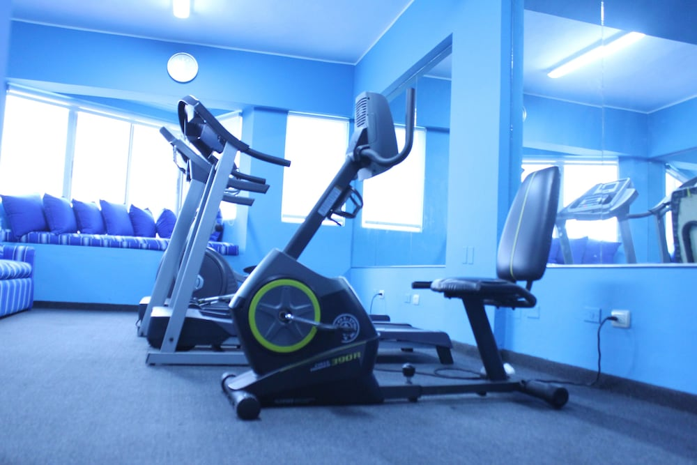 Gym, W&P Santo Domingo