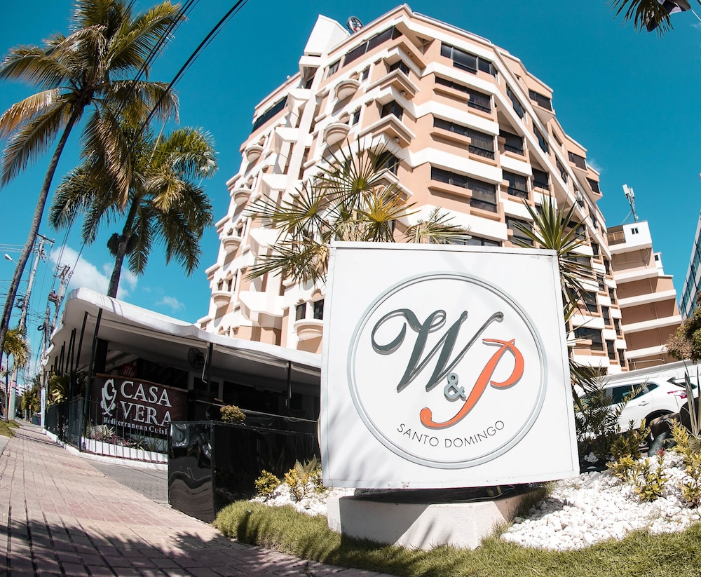 Front of Property, W&P Santo Domingo