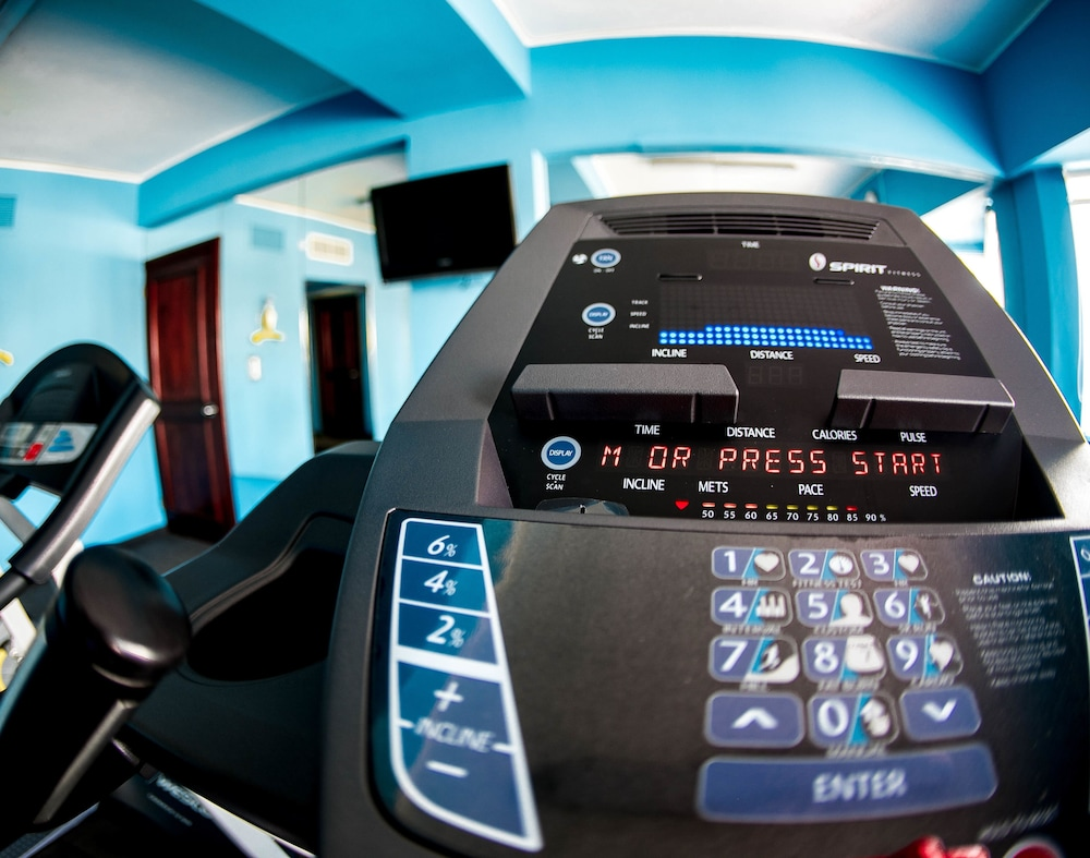 Fitness Facility, W&P Santo Domingo
