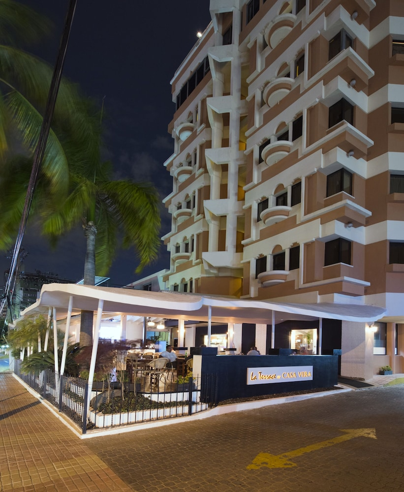 Front of Property - Evening/Night, W&P Santo Domingo