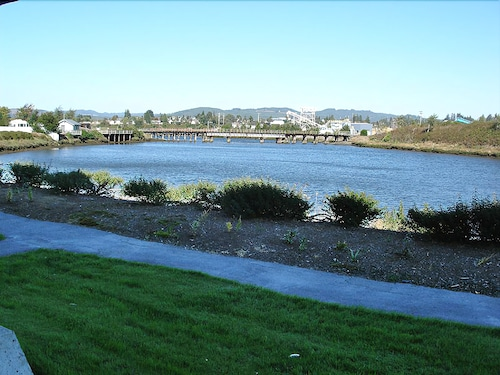 View from Property, Edgewater Inn Coos Bay