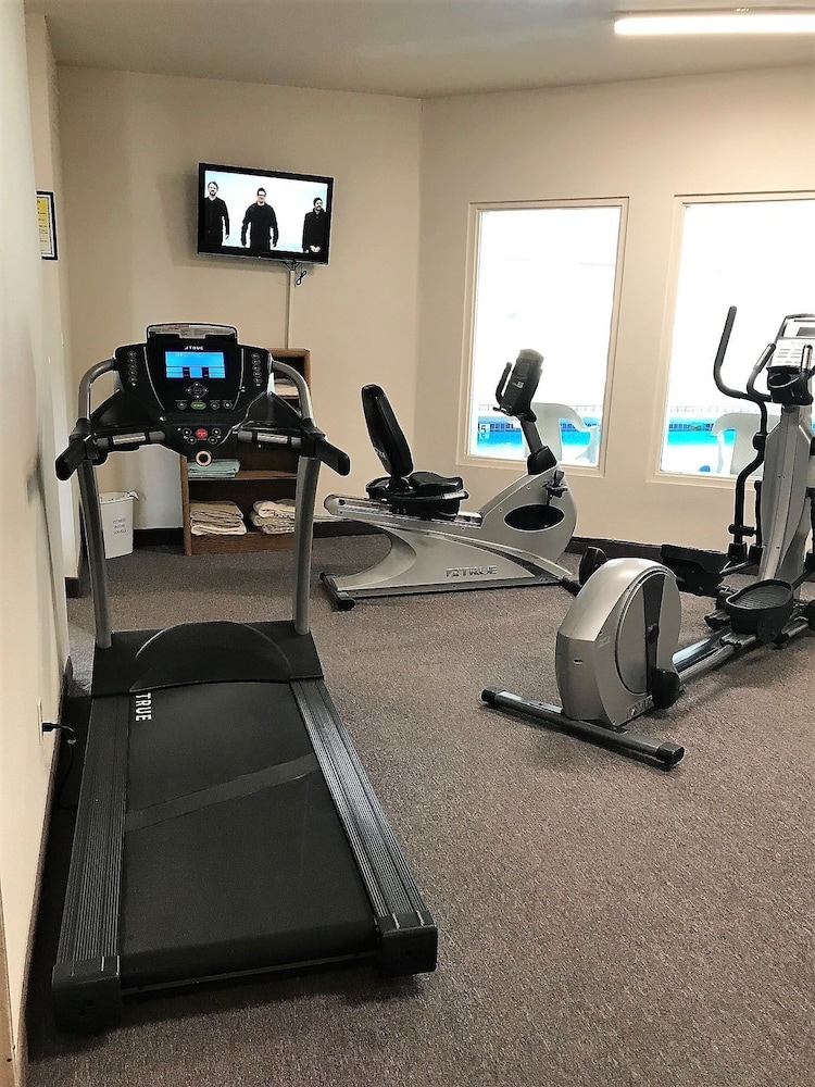 Fitness Facility, Edgewater Inn Coos Bay