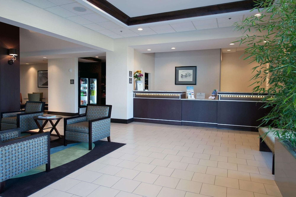 Reception, Homewood Suites by Hilton St Louis - Galleria