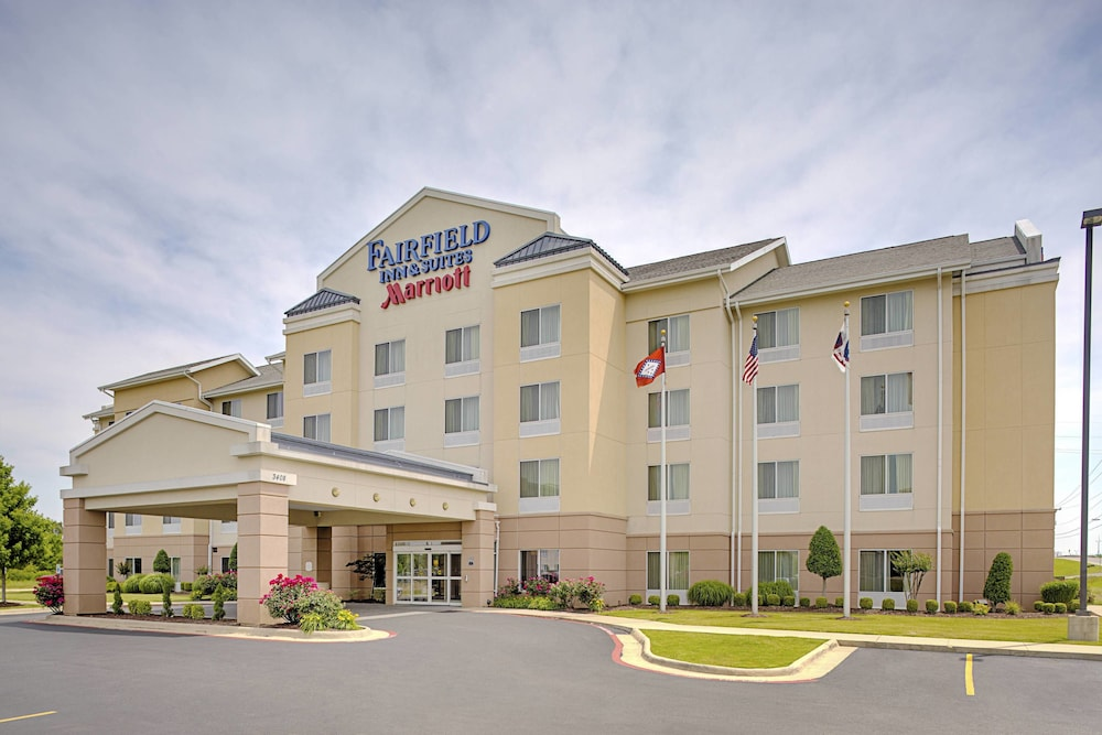 Exterior, Fairfield Inn & Suites Jonesboro