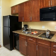 Studio - In-Room Kitchenette