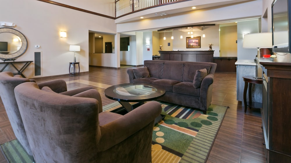 Lobby, Best Western Plus Parkersville Inn & Suites