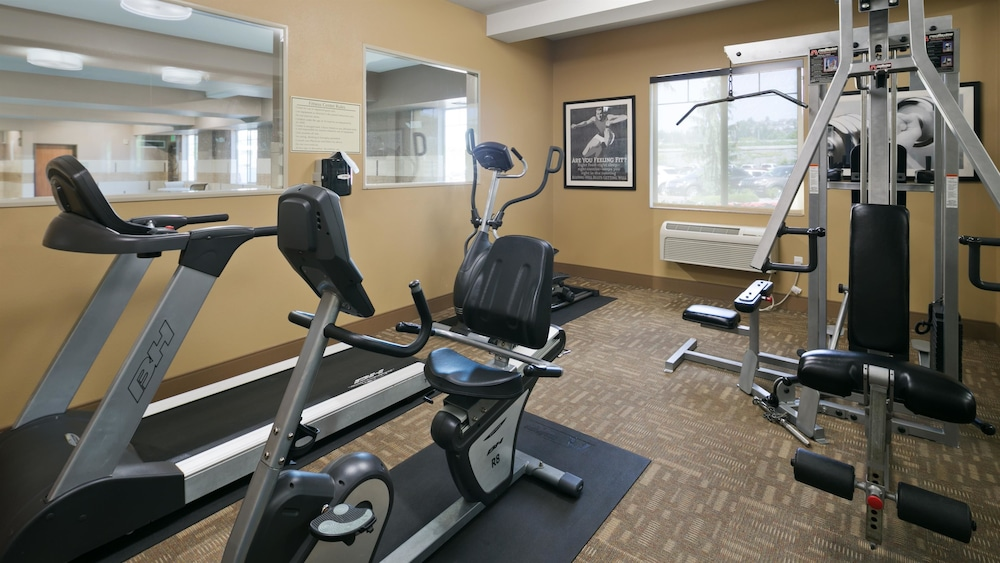 Fitness Facility, Best Western Plus Parkersville Inn & Suites