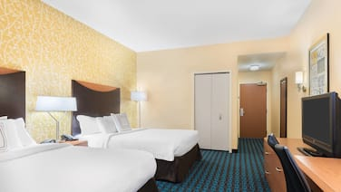 Fairfield Inn & Suites by Marriott Augusta Fort Gordon Area
